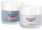 Eucerin Q10 ACTIVE-assortiment