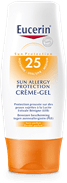 Eucerin Allergy Protection Sun Crème-Gel SPF 25