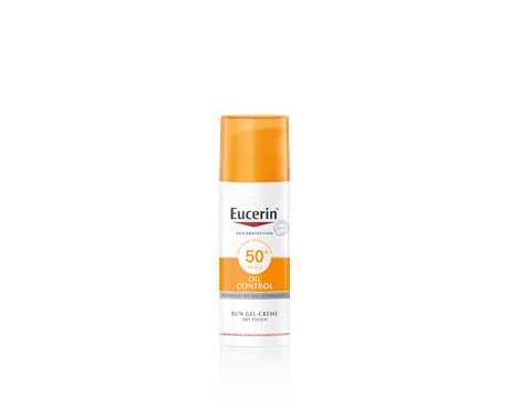 Eucerin Sun Gel-Creme Oil Control Dry Touch SPF 50+