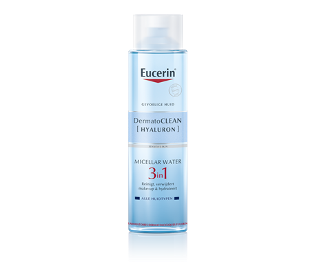 Micellar Water van Eucerin 100ml